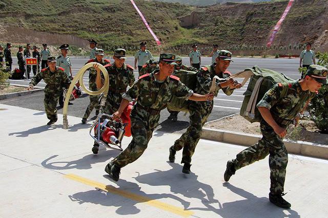 淮北市举办刑事案件现场勘查实战比武竞赛