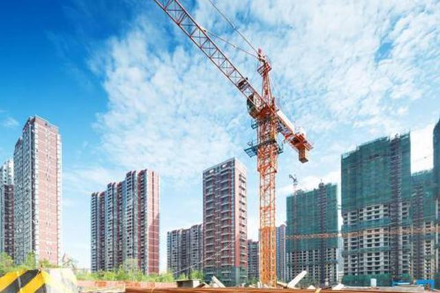 安庆1至9月份建筑业产值同比增长36.79%