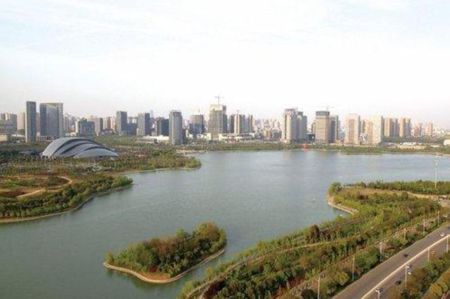 合肥紫云湖片区将建大型文体公园