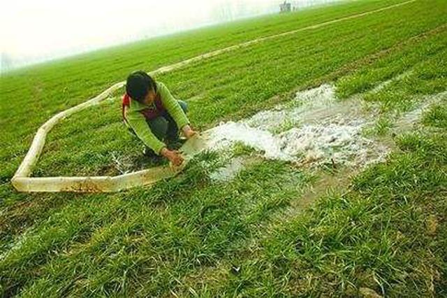 阜阳逾251万亩农作物抗旱浇灌