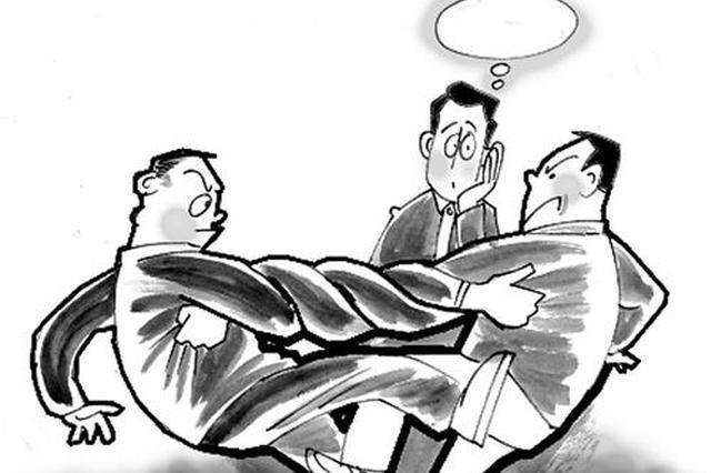 """一张旧桌子引发纠纷 """"跨区联调""""成功化解"""