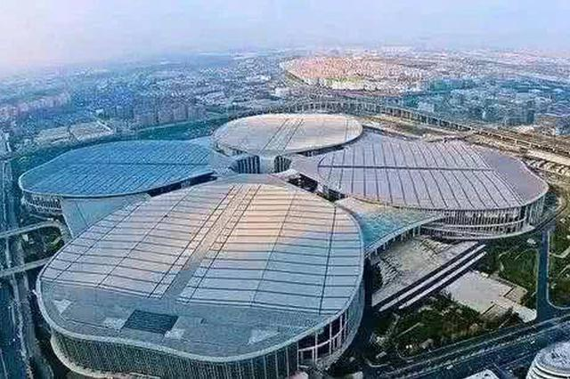 阜阳企业进博会采购1.34亿美元