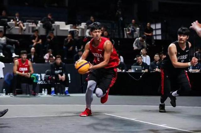 安徽篮球小将闯进东京奥运