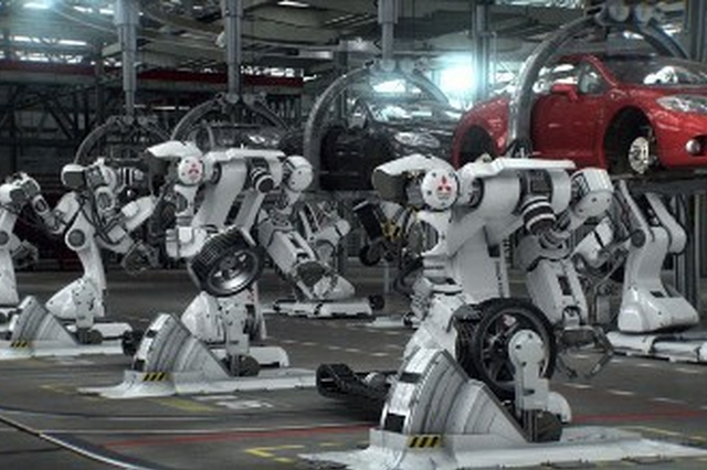 安徽:工业机器人产量增长率连续三年超过30%