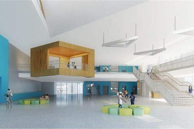 安徽最大特教中心明年投用