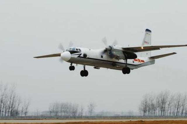 发射火箭弹171枚 燃烧烟条44根 安徽省实施飞机增雨