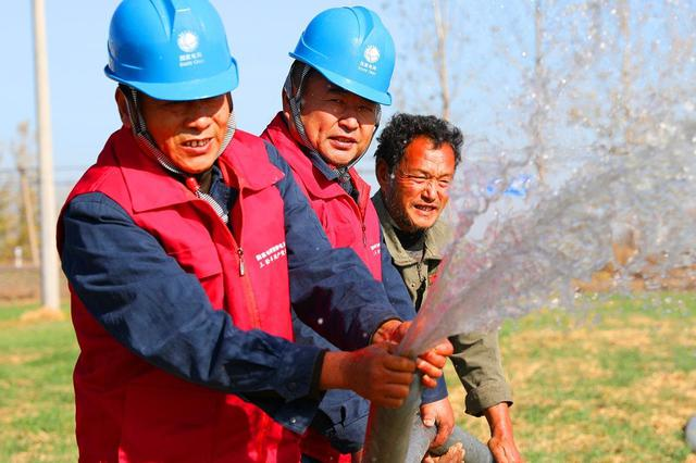 国网淮南市潘集区供电公司:积极部署抗旱保电工作
