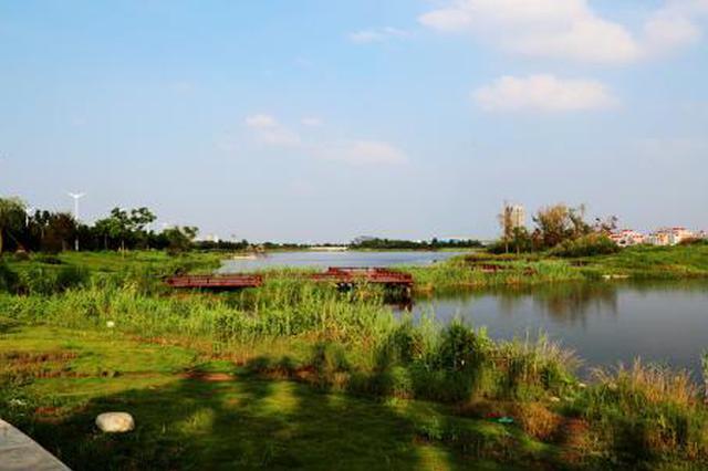 安徽湿地面积全国第14位