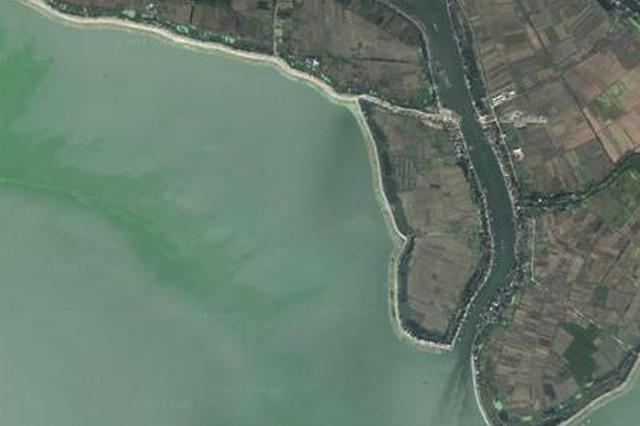 合肥南淝河堤坝上明朝石碑已被保护