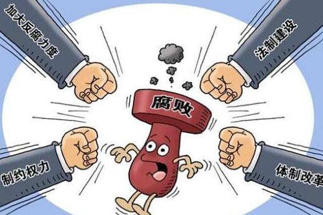 4名厅官先后落马 安徽供销社系统现腐败窝案