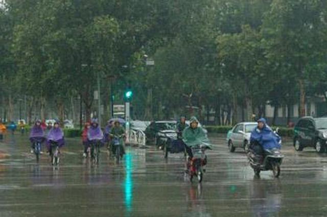 16-18日安徽省自北向南出现降水 23日起还有一次降水