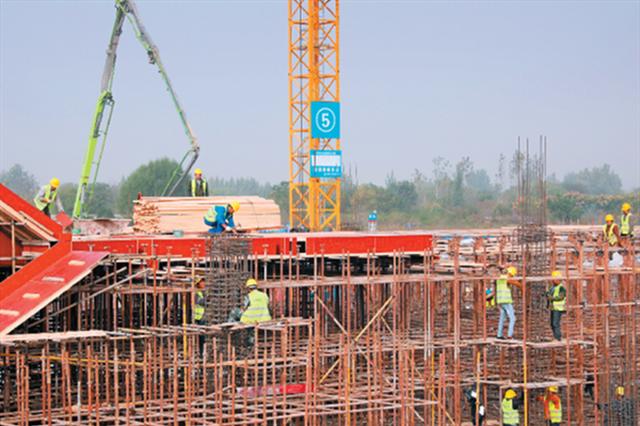 淮北科创中心建设稳步推进