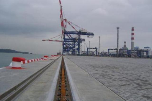 安庆港口集装箱量创下历史新高