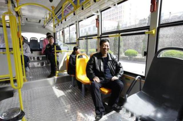 宿州舒适公交提升生活幸福指数