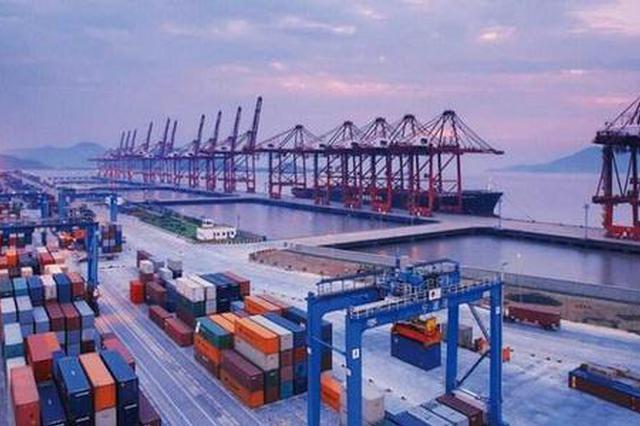 阜阳市进出口保持高速增长
