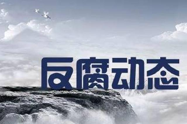 淮河能源控股集团原纪委书记张俊被逮捕