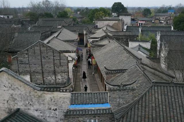 《行走安徽老街》:安庆市桐城孔城老街