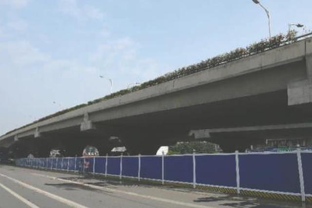 合肥金寨路高架、裕溪路高架等高架桥将分时封闭养护