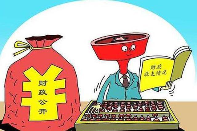 前10月阜阳市财政收入增长9.5%