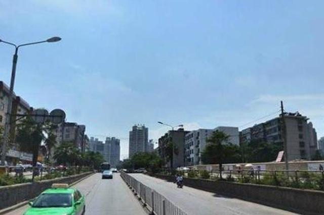 合肥长江东路本周四启动改造