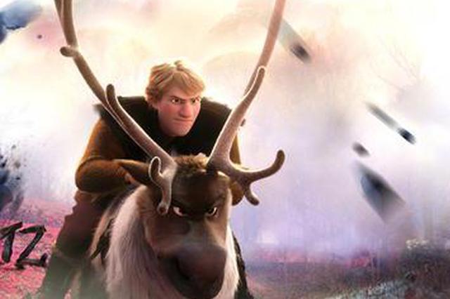 迪士尼《冰雪奇缘2》内地票房破5亿 有望重夺日冠