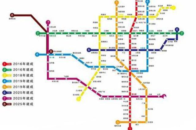 合肥地铁4号线或将提前开通
