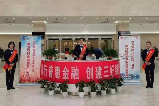 """安徽淮北:""""金融村官""""来帮忙 农民""""信用""""变资源"""