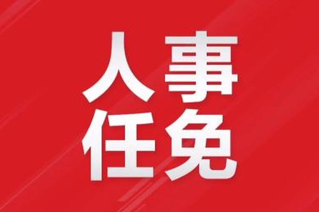 合肥市人民政府发布最新人事任免(名单)