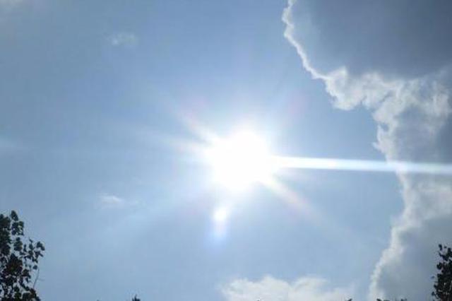 未来一周安徽全省无雨 7日后气温回升