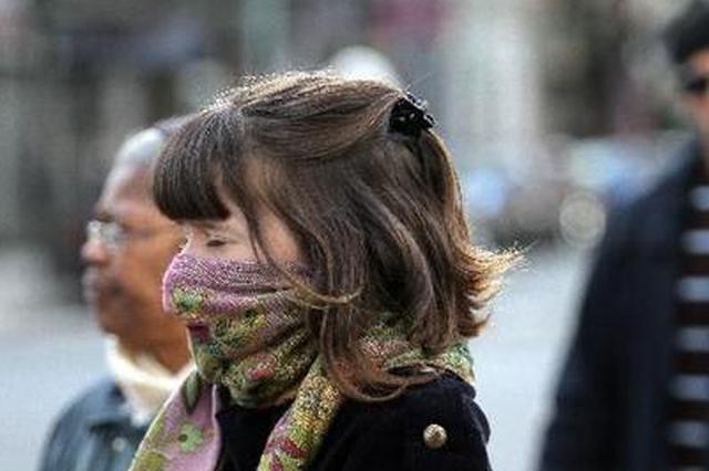 周五安徽再迎冷空气 平均气温下降2~4℃