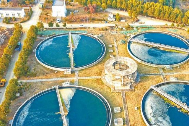 芜湖城南污水处理厂出水水质将达一级A