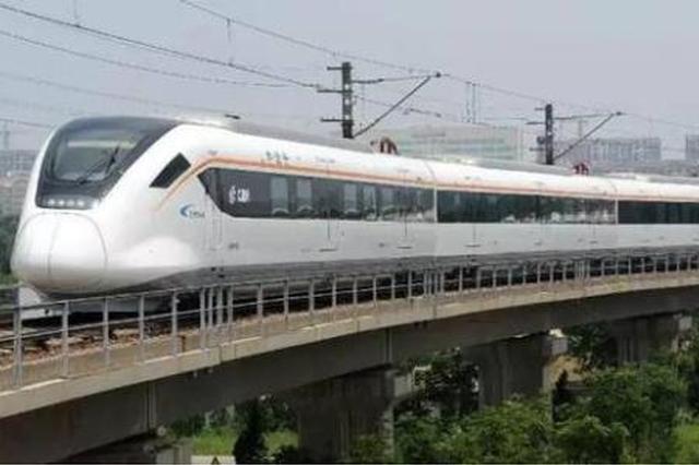 淮北宿州阜阳城际铁路有消息了