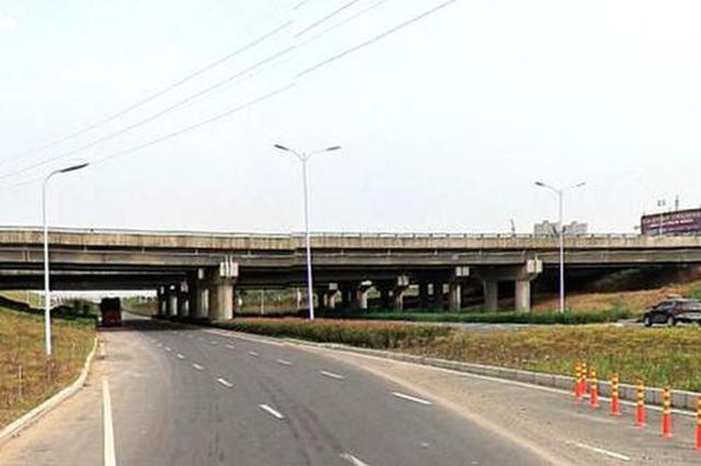 合肥创新大道部分路段春节前放行通车