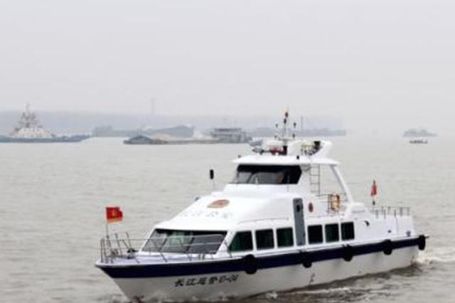 长江安庆警方列装北斗导航系统 巡航查控实现全覆盖