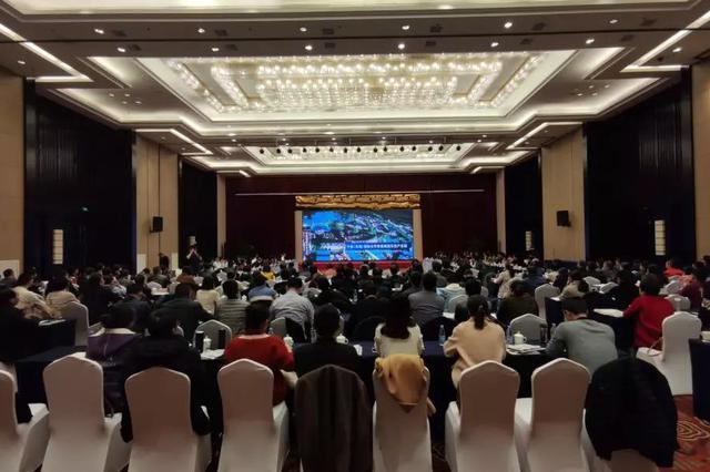 安徽省商务厅召开全省开发区综合业务培训会议