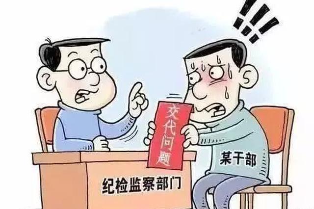 凤阳县公安局官塘派出所原所长王战被查已主动投案