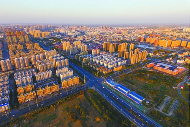 安徽太和经开区坚持走产城融合发展之路