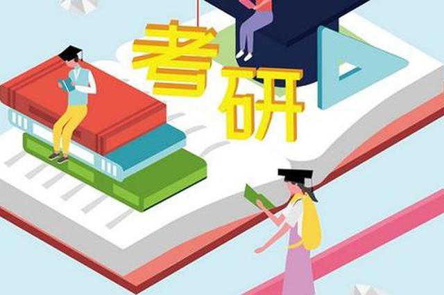 2020年考研芜湖市17444人报名参考