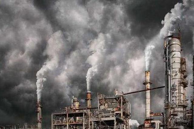 过去的一周安徽省基本无降雨 气温虽高但污染加重