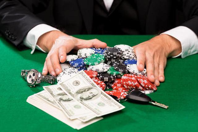 """男子网上组建""""赌博群"""" 24小时提供虚拟赌博场所营利"""