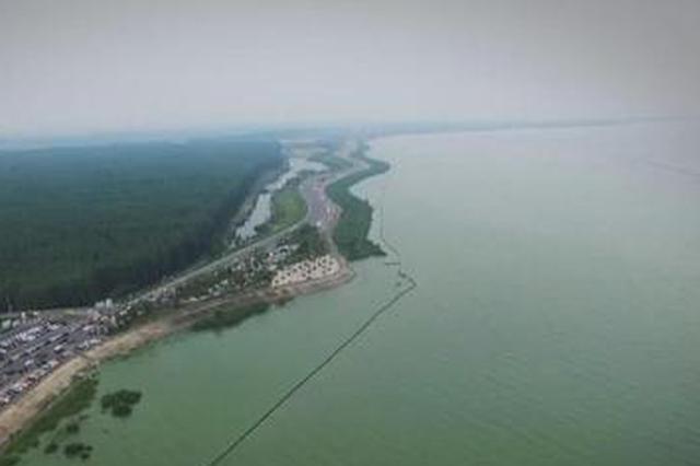 巢湖流域水质显著改善