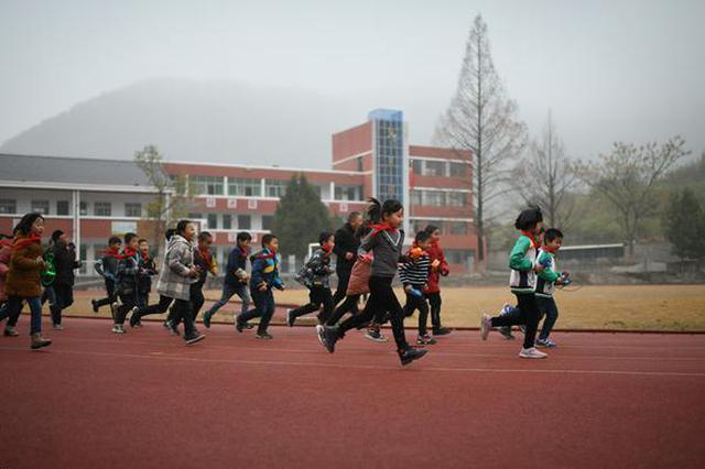 安徽贵池:农村教育换新颜