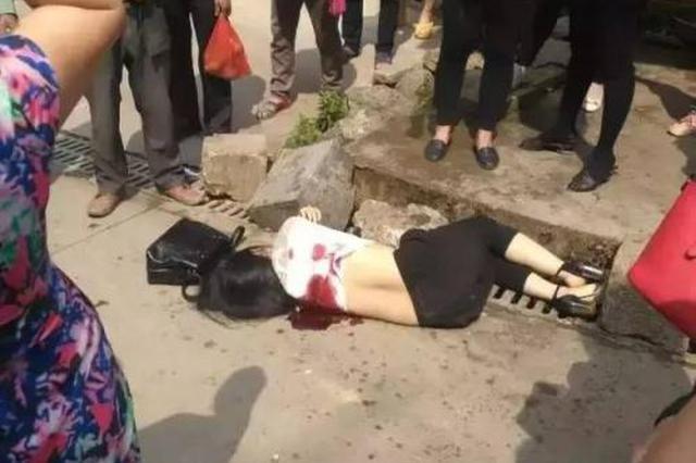 安庆一女子被当街杀害 犯罪嫌疑人已被抓获