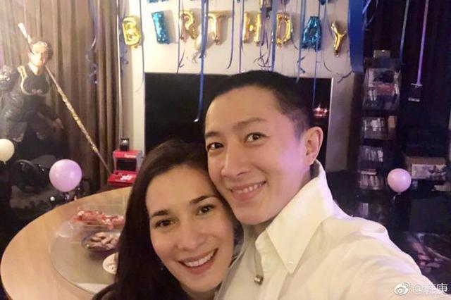 韩庚卢婧姗31日新西兰办婚礼 金鸡奖绅士一扶结缘