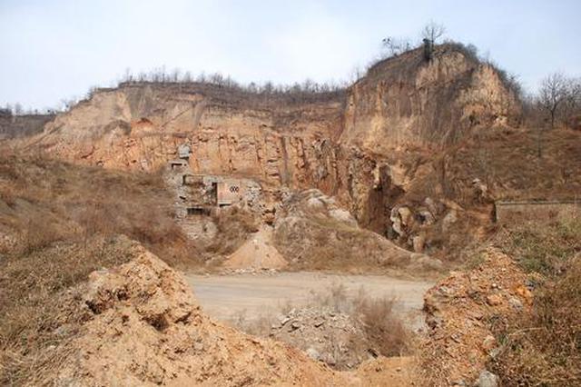 淮北:废弃采石场治理成效显著