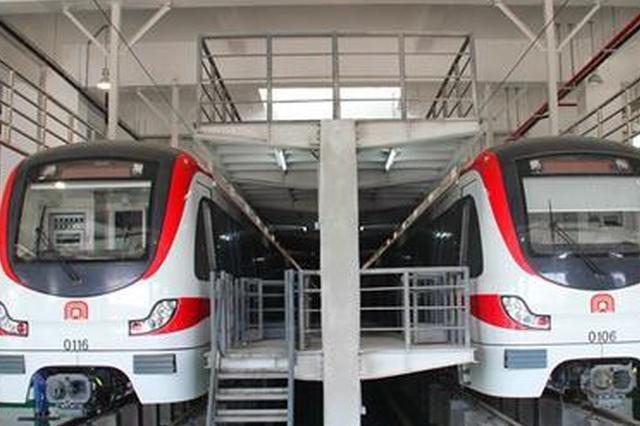 元旦当天合肥地铁总客运量超93万乘次