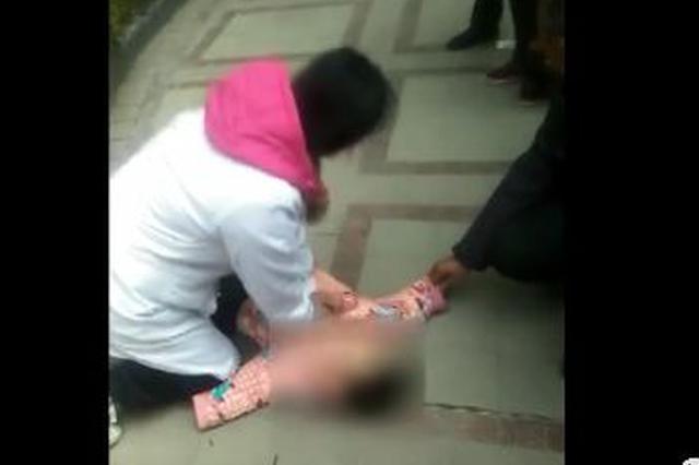 安徽一男童被母亲从9楼扔下身亡