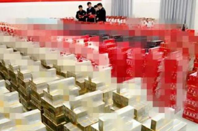 安徽严打经济犯罪 去年立案2815起挽回经济损失3.11亿