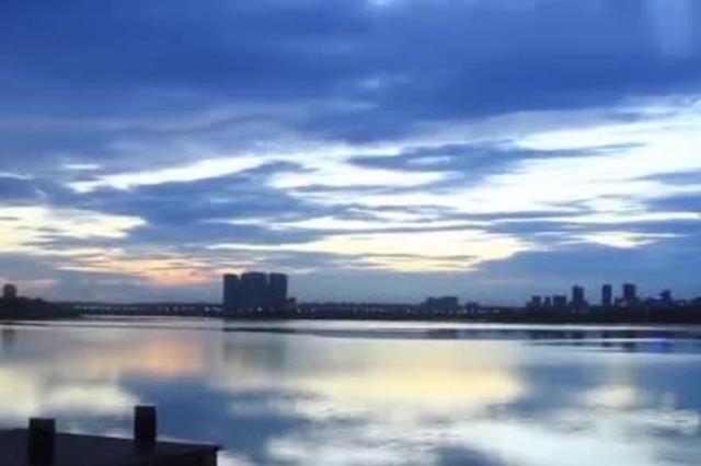 安徽宣城大气航拍唯美