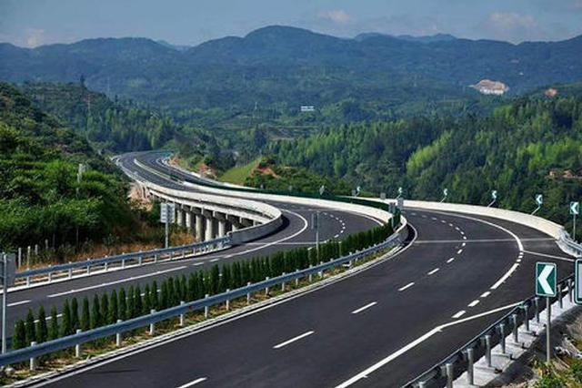 今年安徽省将建高速公路1247公里